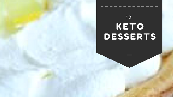 These 10 Dessert Recipes Look So DELISH! I love the Lava Cake recipe! #keto #ketodiet #ketosis #ketogenic #recipes #healthy #weightloss #dessert